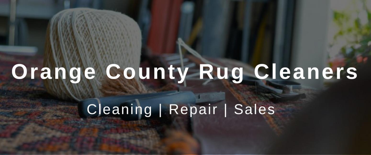 Orange County Rug Cleaners